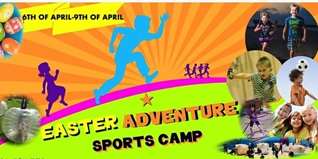 INVERNESS EASTER HOLIDAY ADVENTURE SPORTS CAMP 4 DAY MONDAY 6TH OF APRIL-THURSDAY 9TH OF APRIL tickets