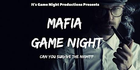 Mafia Game Night @ Boston Pizza tickets
