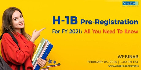 Step-By-Step Advice For Successful H-1B Cap 2020 Filings tickets