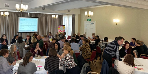 Thrive Trafford VCSE Sector Strategic Engagement Event - a VCSE Led Model of Co-production for Delivery of the Trafford Together Locality Plan