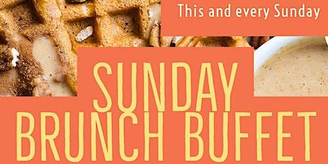 Copy of Sunday Brunch Buffet tickets