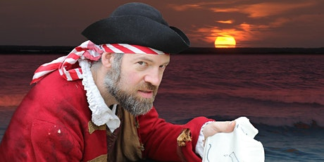 Captain Jake and the Search  for the Red Queen tickets