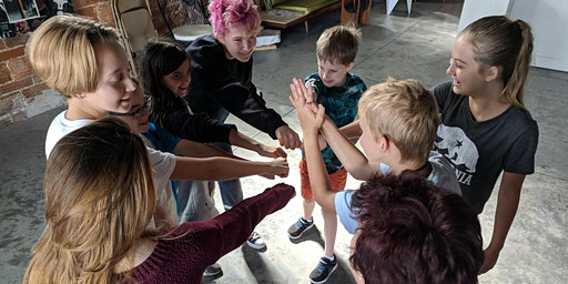 Improv Class for Ages 7-11 - Spring Session