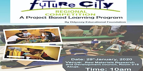 Future City Regional Competition. tickets