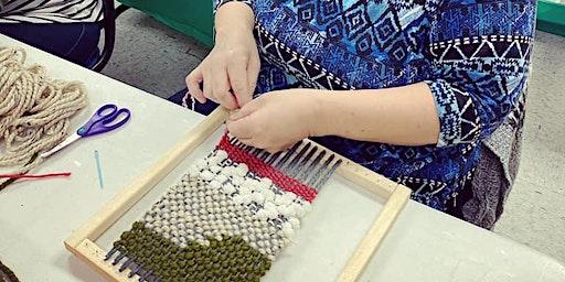 February Weaving Class