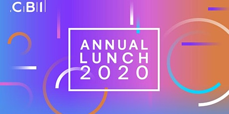 CBI South West Annual Lunch tickets