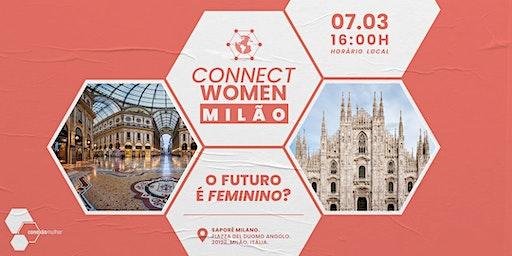 ConnectWomen: Milão • 1ª Edição
