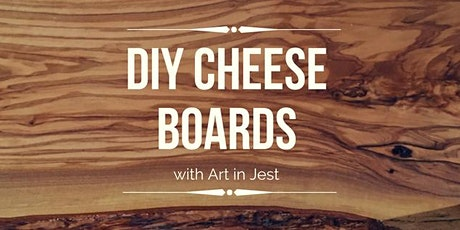 DIY Cheeseboards at Maker House! tickets