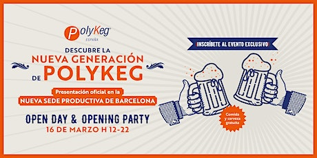 OPEN DAY & OPENING PARTY entradas