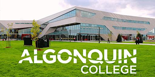 Algonquin College- Kingston Information Session