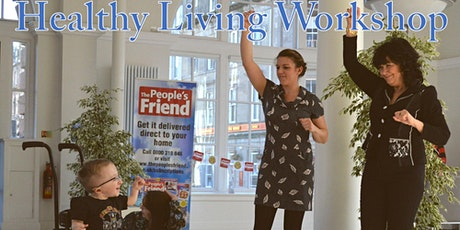 Healthy Living Workshop Newcastle tickets