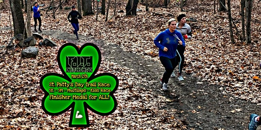 F.I.T. 'Rock 5K or 5M Trail Run -