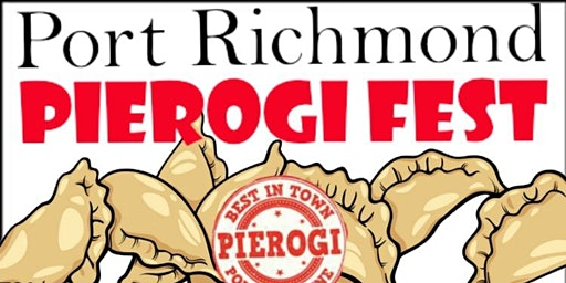 Vendor Page ONLY! - Port Richmond Pierogi Fest and Vendor Fair