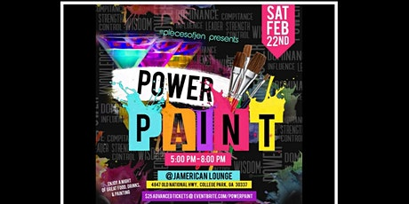 POWER Paint tickets