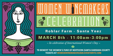 Women Winemakers Celebration 2020 tickets