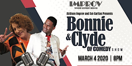 Bonnie & Clyde of Comedy Show (Shabaz) tickets