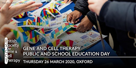 Gene and Cell Therapy Education Day tickets