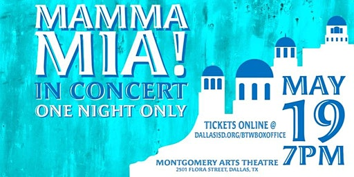 MAMMA MIA - ONE NIGHT ONLY!