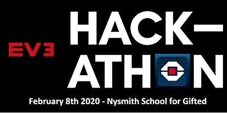 EV3 Hackathon tickets
