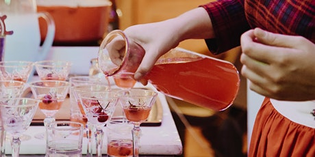 Raising the Bar Cocktail Workshop:  Cheers to the Holidays! tickets