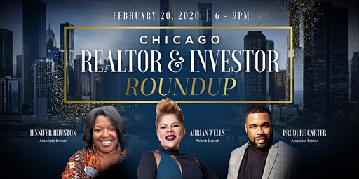 CHICAGO REALTOR & INVESTOR AIRBNB ROUNDUP - CASHFLOW YOUR PROPERTY NOW!!!