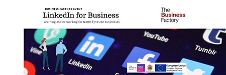 LinkedIn for Business   Thursday 20th February at 9.30am