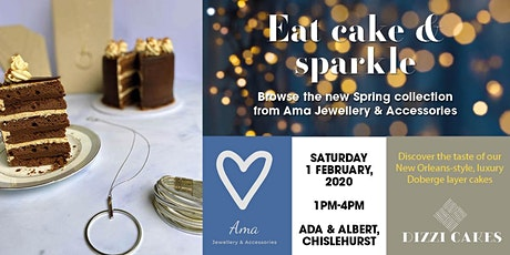 Eat Cake and Sparkle tickets