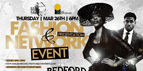 FASHION & NETWORK NYC tickets