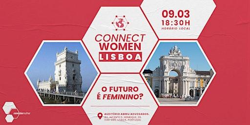 ConnectWomen: Lisboa • O futuro é feminino?