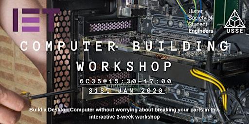 Computer Building Workshop