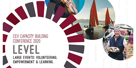 CEV Capacity Building Conference - LEVEL  tickets