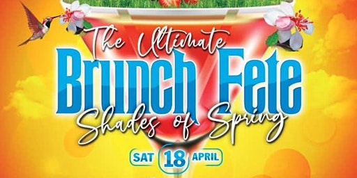 "Brunch Fete ""Shades of Spring"""
