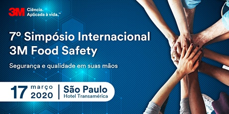 7º Simpósio Internacional 3M Food Safety ingressos