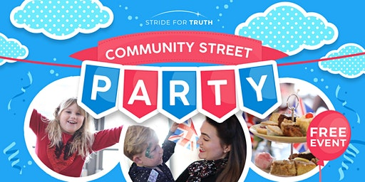 Free Family Fun! Indoor Street Party in Manchester!