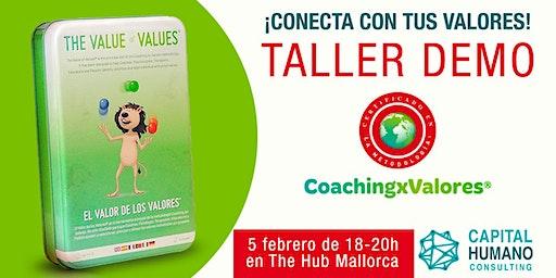 Taller Demo Coaching x Valores Mallorca