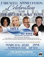 FAREWELL APPRECIATION CELEBRATION CONCERT THE 107.3 WAVE TEAM