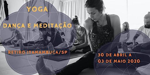 Retiro Despertar: Yoga,  Dança e Meditação em Itamambuca