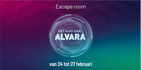 Het huis van Alvara |Techniek Escape Room voor het onderwijs (testsessie) tickets