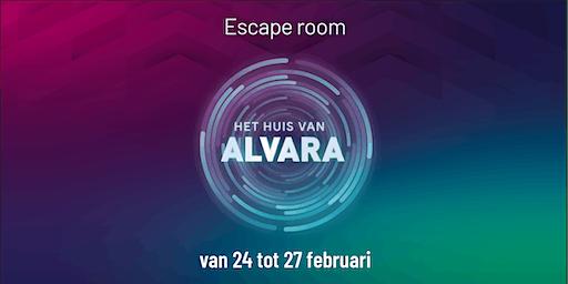 Het huis van Alvara |Techniek Escape Room voor het onderwijs (testsessie)