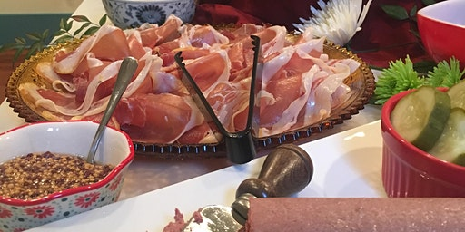 Pleased to Meat Me! (Charcuterie Basics)