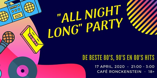 All Night Long Party