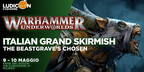Warhammer Underworld Italian Grand Skirmish tickets