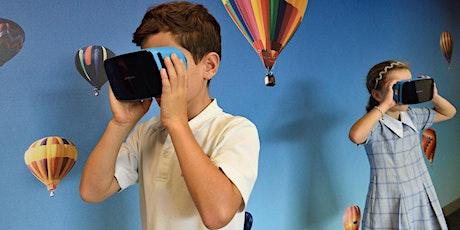 Non vado a scuola: tecnologie per l'apprendimento biglietti