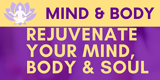 Yoga, Meditation & Inner Peace for your Mind, Body & Soul! Lunch Provided.