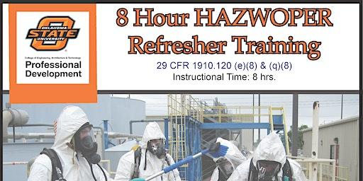 Oklahoma City - 8 Hour HAZWOPER Refresher Course