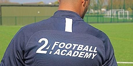 Addlestone Half Term Football Camp - The 24Football Academy With Karleigh Osborne tickets