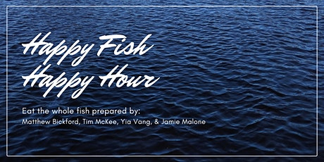 Happy Fish Happy Hour tickets