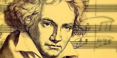 Concert in bibliotheek Nieuw Waldeck: 250 jaar Beethoven tickets
