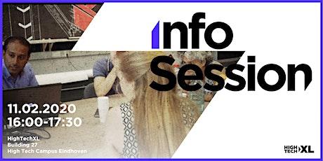 Unleash your Entrepreneur Info Session tickets
