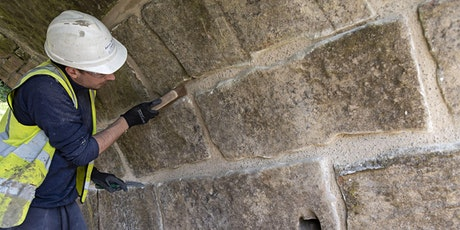 Lime Mortar Workshop - Quicklimes (hotmixes) IHBC Yorkshire and North York Moors National Park  tickets